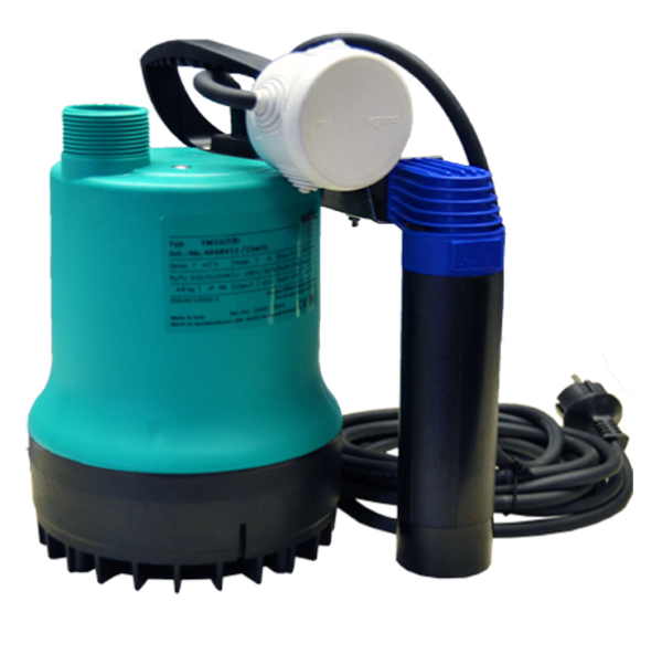 Water pump with level switch for evaporative cooler - WILO TM 32