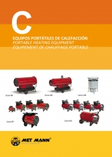 Portable heating equipment - New models