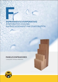 PAD PANELS FOR EVAPORATIVE COOLING