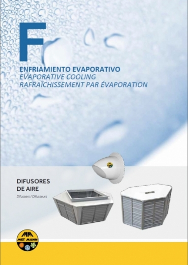 Air Diffusers for Evaporative Coolers - DCH and CI