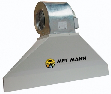 Industrial air curtain - 2.5 to 3.5m high - VIS 10 A