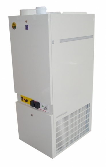 Domestic hot air generator to gas - GAS-25-ES
