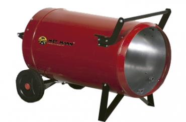 Portable heater with butane or propane gas from 48 to 108 kW - KA-105-A