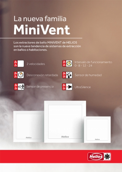 NEW BATH EXTRACTORS MINIVENT ULTRASILENCE