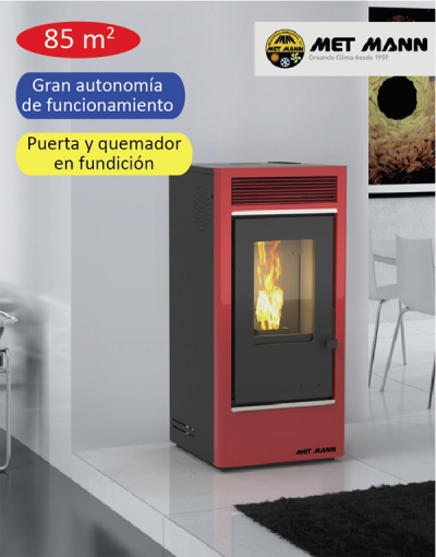 PELLET STOVES ET CHAAUDIERES A COMBUSTIBLES SOLIDES
