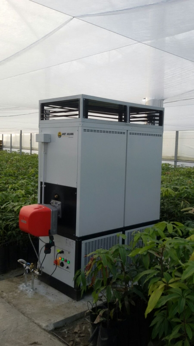 HEATING OF GREENHOUSES