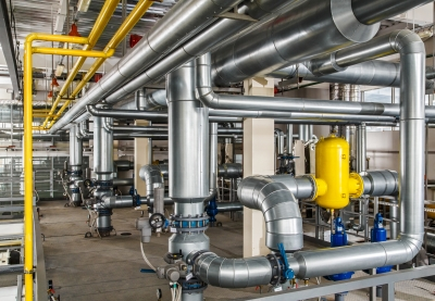 Types of industrial heating