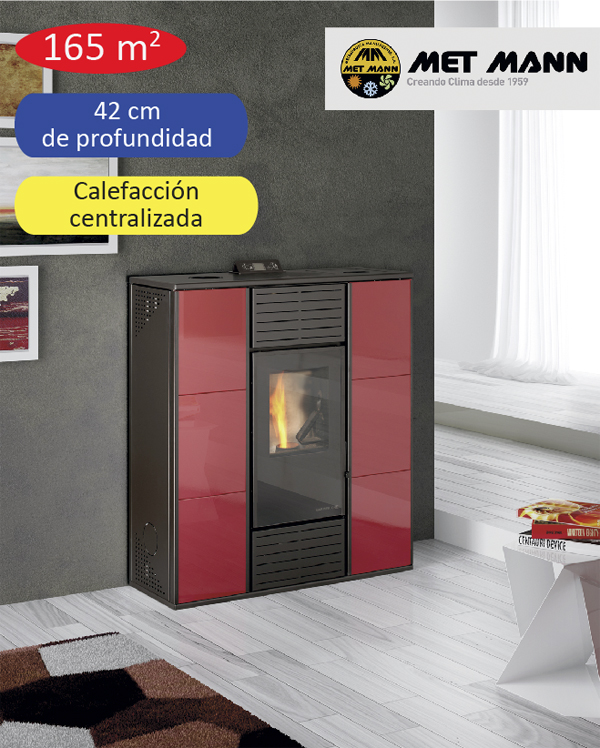 hidro estufa estrecha 18kW