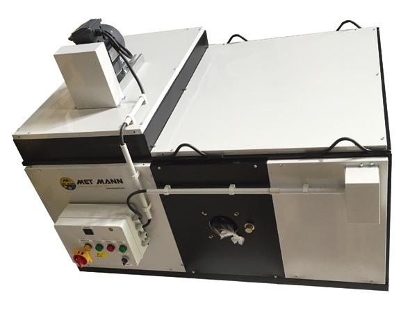 procesos de secado a alta temperatura - MET MANN